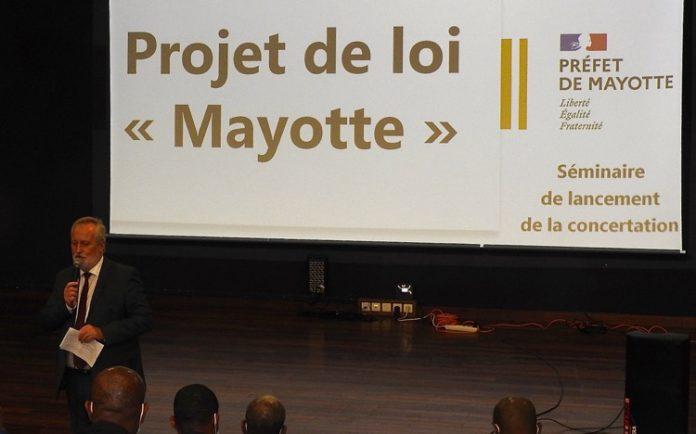 Projet de loi Mayotte, Jean-François Colombet, Mayotte, Sophie Brocas
