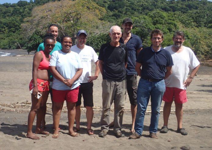 Tortues, Mayotte, Saziley, Naturalistes