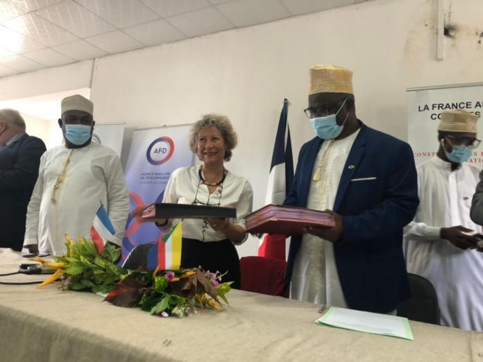 Comores, Emmanuel Macron, Mayotte