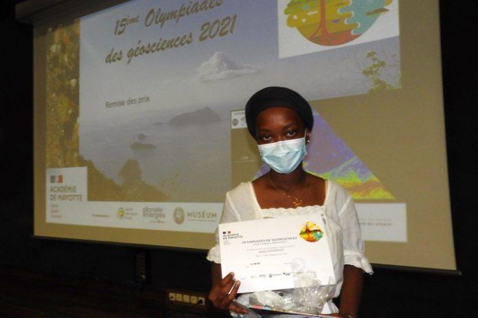 Olympiades de Géosciences, Mayotte, volcan