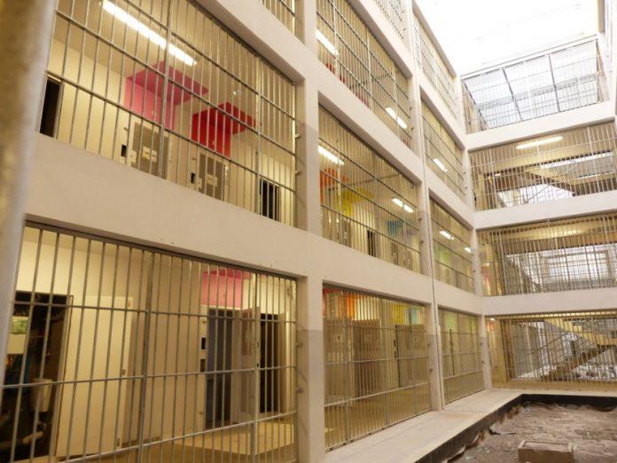 Prison, Mayotte