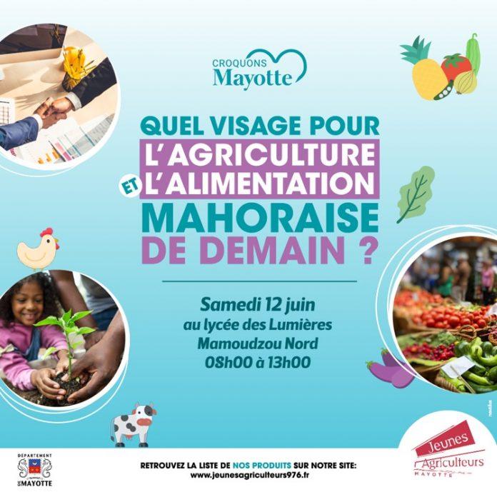 Jeunes agriculteurs, réseau rural, Mayotte