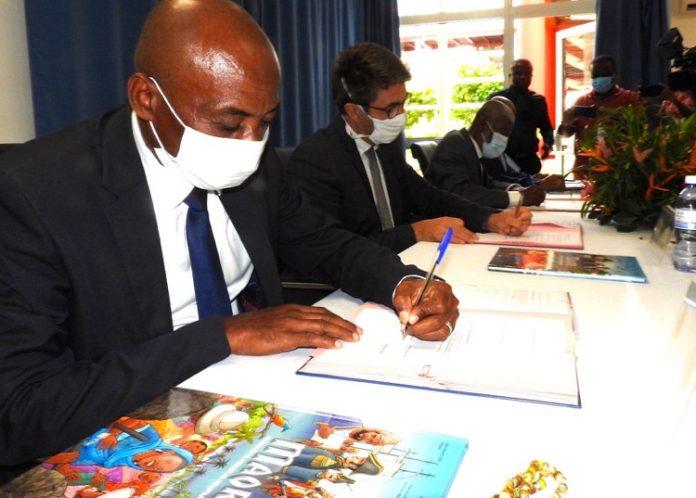 Langues régionales, Mayotte, shimaore, kibushi