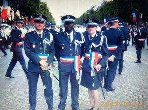 Champs-Elysées, 14 juillet, Mayotte
