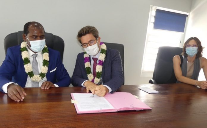 Plan de relance, numérique, Mayotte