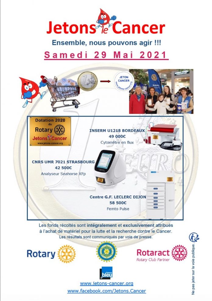 Rotary, cancer, Mayotte