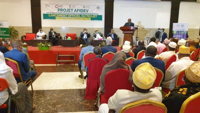 Comores, Azali, AFIDEV, PDFC