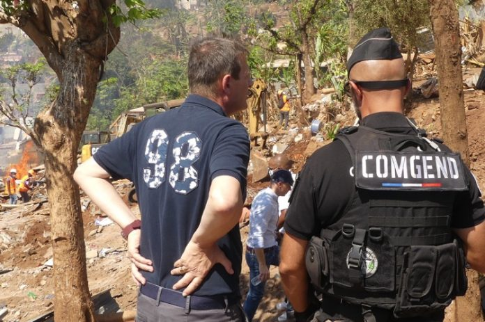 Gendarmerie, Mayotte