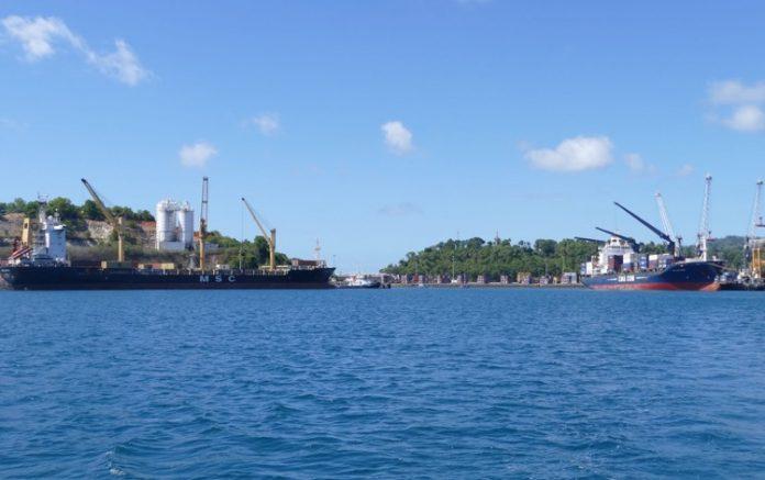 Longoni, port, Edouard Philippe, MCG, Mayotte,