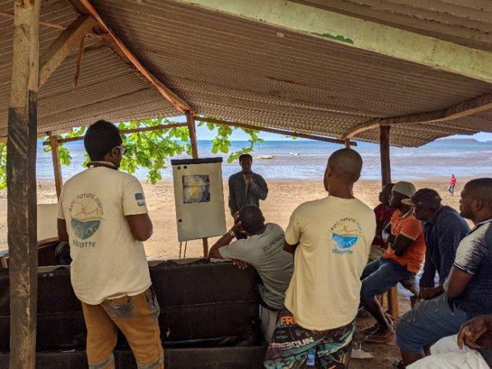 Parc naturel marin, DCP, Mayotte