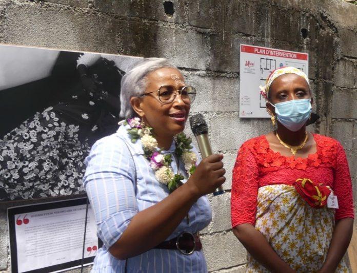 EVARS, Mlezi, IVG, Mayotte, groupe SOS